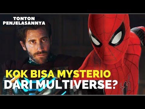 Mengapa Bisa Muncul Multiverse di MCU? | SPIDER-MAN: FAR FROM HOME