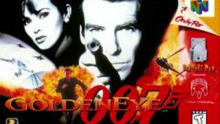 Goldeneye 007 OST - James Bond Theme (Intro Theme)