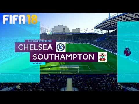 FIFA 18 - Chelsea vs. Southampton @ Stamford Bridge