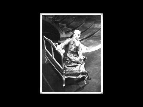 """ETTORE BASTIANINI - Andrea Chénier  """"Compiacente a colloqui"""" + testimonianza M° Mannino"""