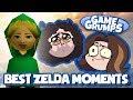 Game Grumps BEST ZELDA MOMENTS! - Compilation Download MP3