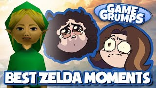 Game Grumps BEST ZELDA MOMENTS! - Compilation