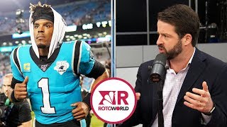 How will Panthers' 2021 season impact the team's future? | Rotoworld Football Podcast | NBC Sports