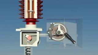 SF6 Circuit Breaker Working Principle