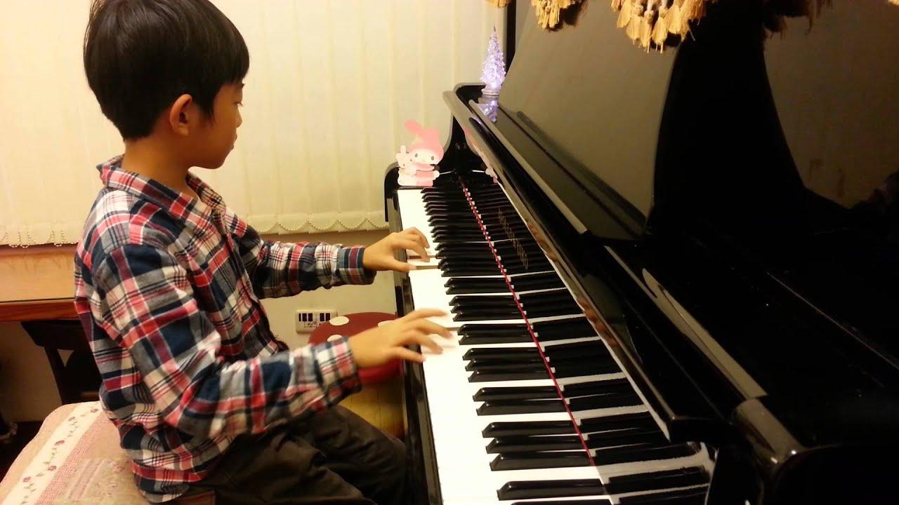 【電影 野蠻女友 配樂-卡農變奏曲】鋼琴小王子:劉科甫 - YouTube