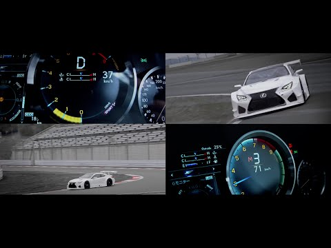 画像: SICK INDIVIDUALS x LEXUS / 「Unstoppable (LEXUS Racing Edit)」ティーザー映像 youtu.be