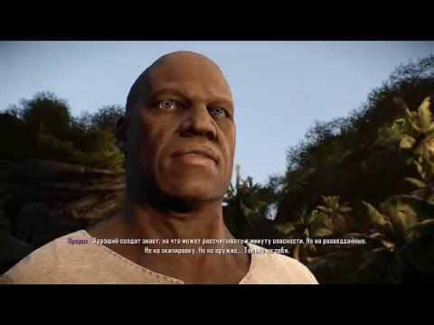 Эпичная концовка Crysis3 + Бонус после титров