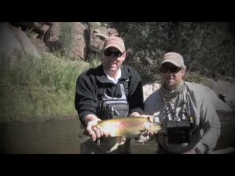 A Guide trip on the South Platte River