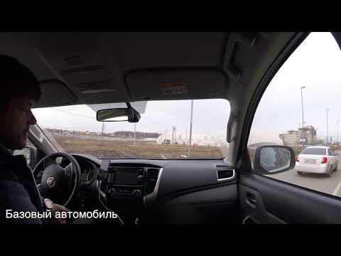 """Полная шумоизоляция автомобиля, сравнение """"до"""" и """"после"""""""