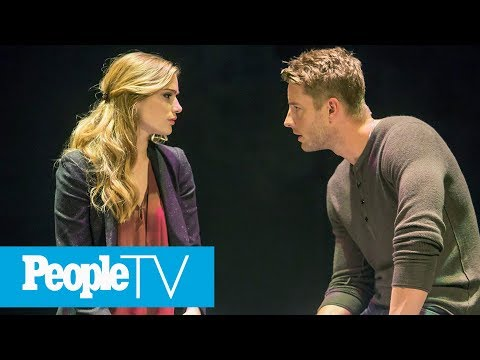 Janet Montgomery Was 'Super Worried' About Kissing Justin Hartley In 'This Is Us'  PeopleTV