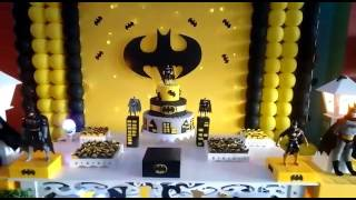 Decoração - Batman