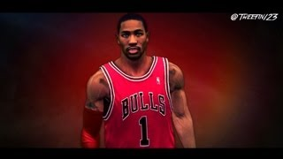 "NBA 2K14 - Derrick Rose ""All in for Chicago"" Trailer"