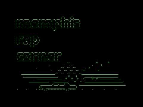 Legowelt - Memphis Rap Mix III: MEMPHIS WITCHCRAFT