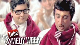 Andaz Hindi Movie | Best Comedy Scenes Jukebox | Anil Kapoor, Karisma, Shakti | Comedy Week - 21