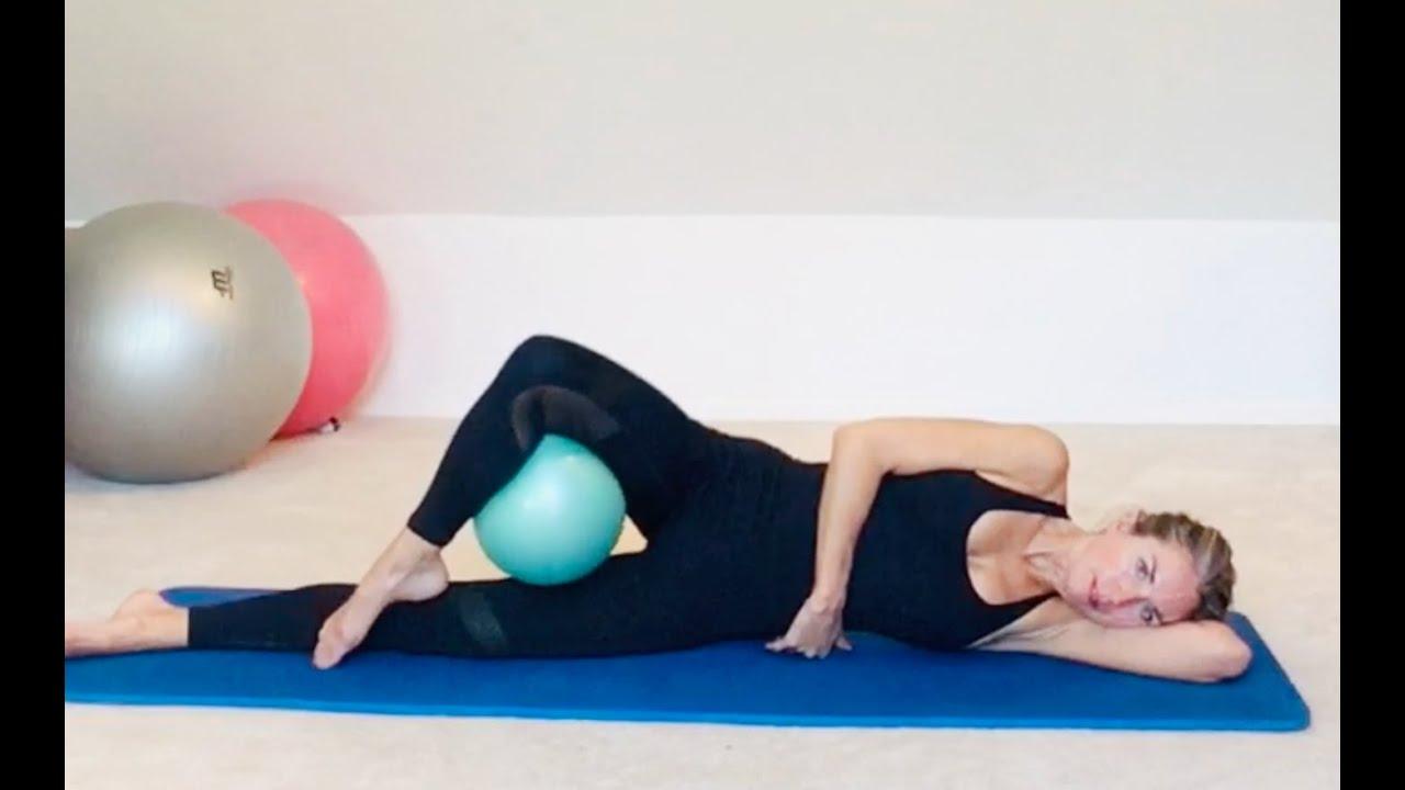 30' Pilates - ballon et équilibre