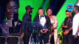 3 Music Awards: Stonebwoy's 'Bawasaaba' wins Afrobeats Song of the Year