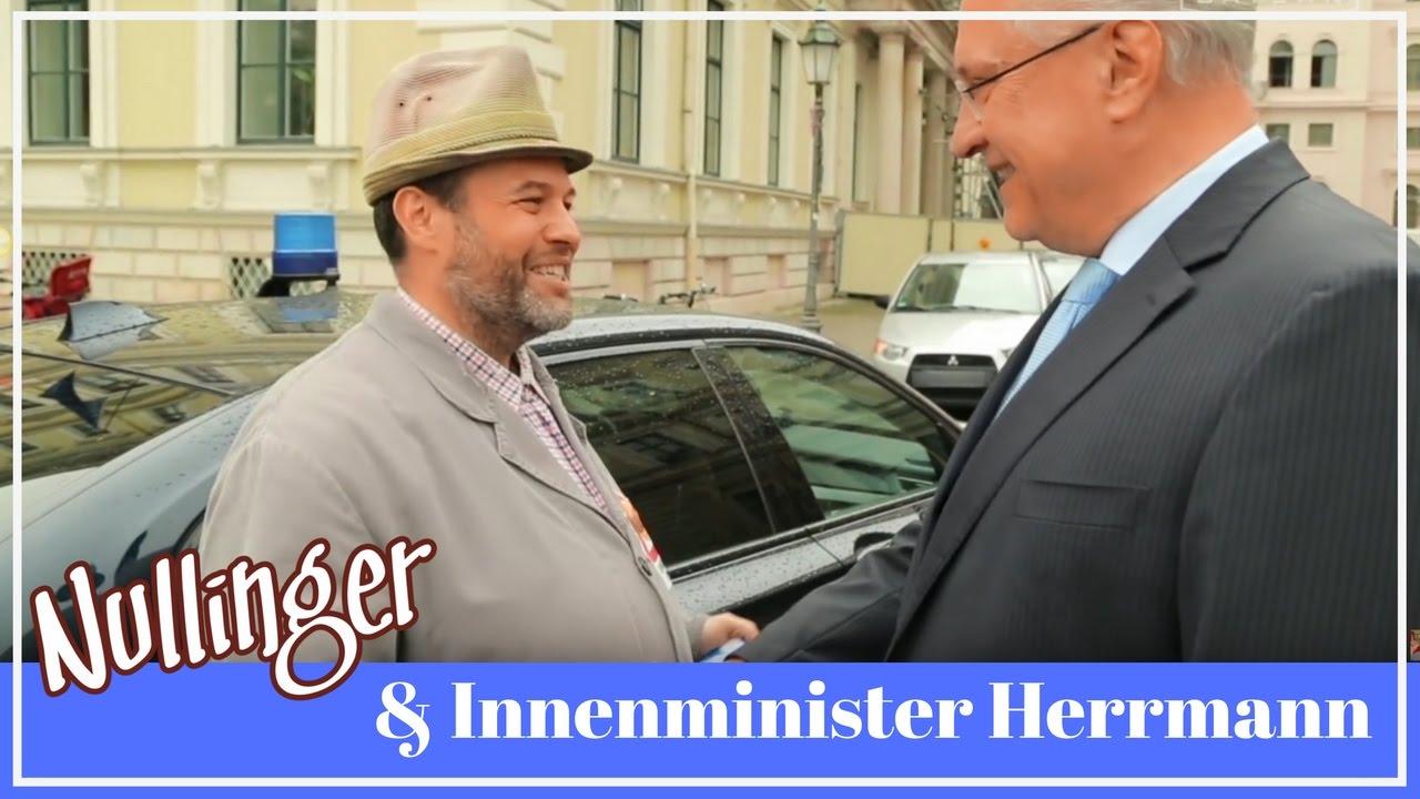 Antenne Bayern Studiotechniker Nullinger Nimmt Innenminister