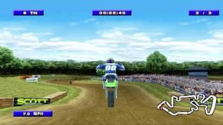 Championship Motocross 2001 feat Ricky Carmichael - 250 Championship 09 Kenworthys