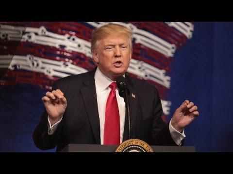 Trump not going to terminate NAFTA