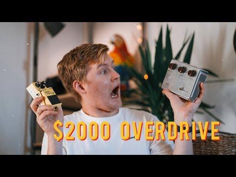 $49 Overdrive Vs. $2000 Overdrive