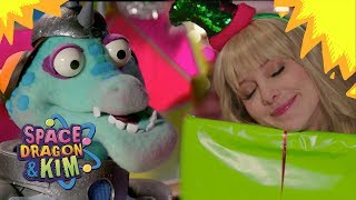 THE SCIENCE OF CANDY | Space Dragon & Kim Holiday Episode