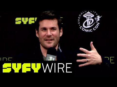 Firefly's Summer Glau & Sean Maher on the Evergrowing base Emerald City Comic Con  SYFY WIRE
