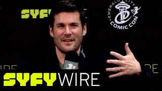 Firefly's Summer Glau & Sean Maher on the Evergrowing Fanbase (Emerald City Comic Con) | SYFY WIRE