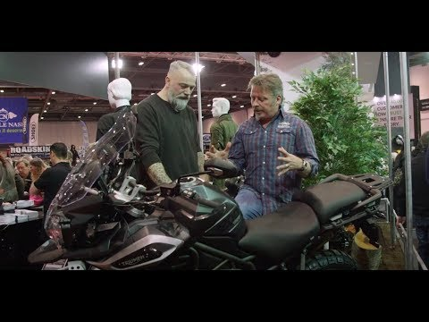 MCN London Motorcycle Show 2018