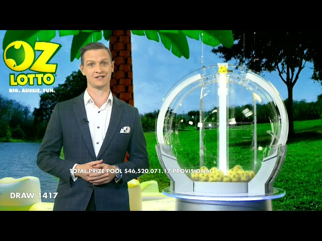 Oz Lotto Results Draw 1417 | Tuesday, 13 April 2021 | The Lott