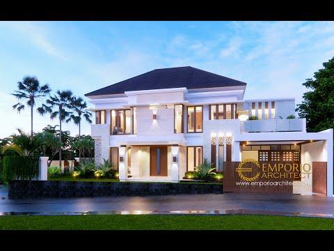 Jasa Arsitek Desain Rumah Ibu Indah di Cibubur Jakarta Timur