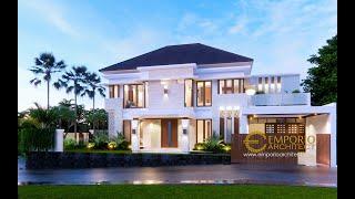 Jasa Arsitek Desain Rumah Ibu Indah di Cibubur, Jakarta Timur