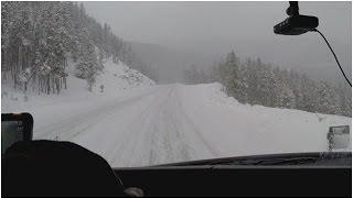 Colorado Monarch Pass   Winter