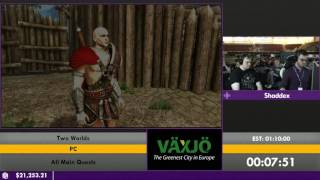 #esa16 - Two Worlds  All Main Quests  By Shaddex