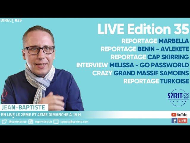 Emission TV Club Med - Marbella - Avlékété au Benin - Cap Skiring - Turkoise - Melissa GO Passworld
