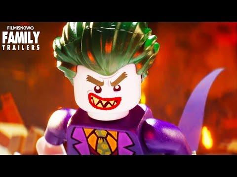 THE LEGO BATMAN MOVIE Comic-Con Trailer unites Batman and Robin