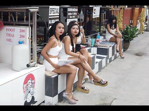 Pattaya Day Scenes: