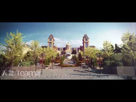 TEAM-E Animation-Sinkiang Capital Mansion Residential