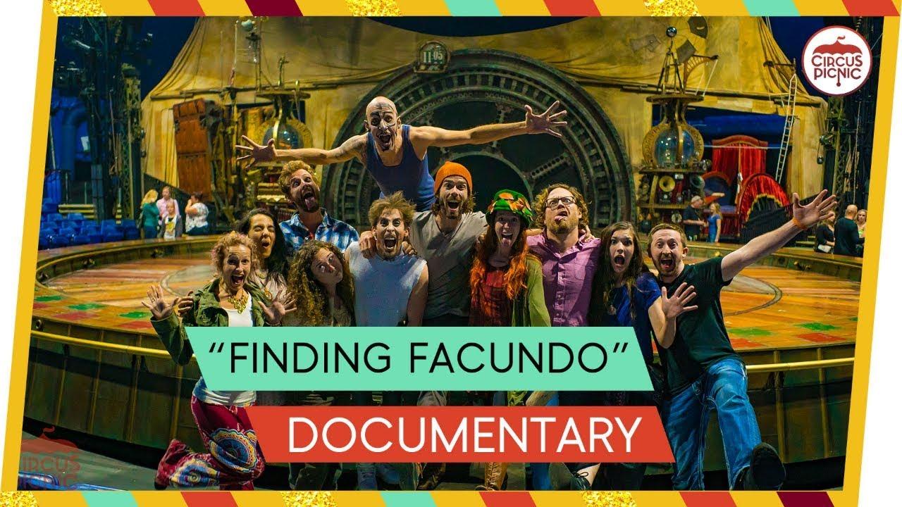 Cirque Du Soleil Kurios   Ringmaster Facundo Gimenez Documentary
