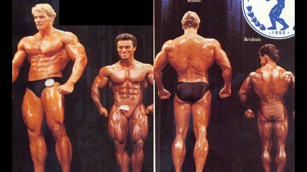 Ralf Moeller body