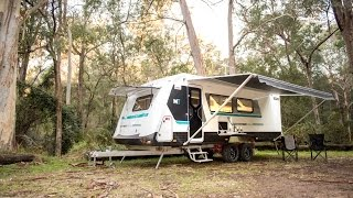 50th Anniversary Avida Topaz Caravan Review