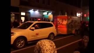 La Parade de Jouet le 12 Novembre 2016 ( Quebec rue St-Joseph )