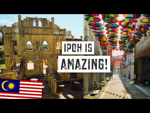 IPOH: Malaysia's Most SURPRISING City? (5 Reasons to Visit)