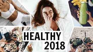 EASY Ways To BE HEALTHY in 2018 (Life Hacks) / GirlBoss // Nika Erculj