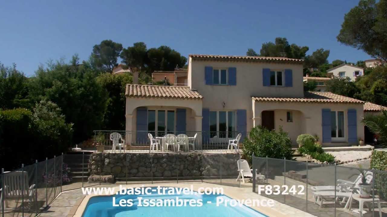 Villa avec piscine priv e les issambres var provence - Location vacances avec piscine privee ...