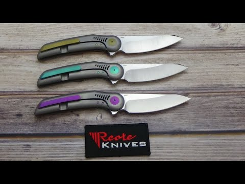 Reate Gents Knife Review by Jeff Perkins of JD Cutlery.