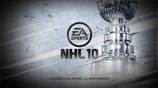 Hockey Game History - NHL 10