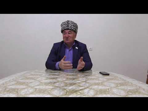 Заявление Председателя  Совета тейпов  ингушского народа о ложном собщении на телевидении  Ингушетии