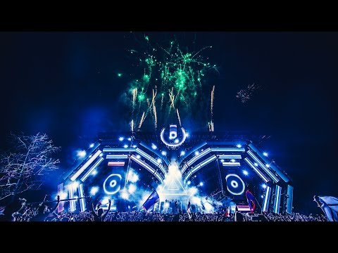 DJ Hardwell Live at Ultra Music Festival Miami 2016