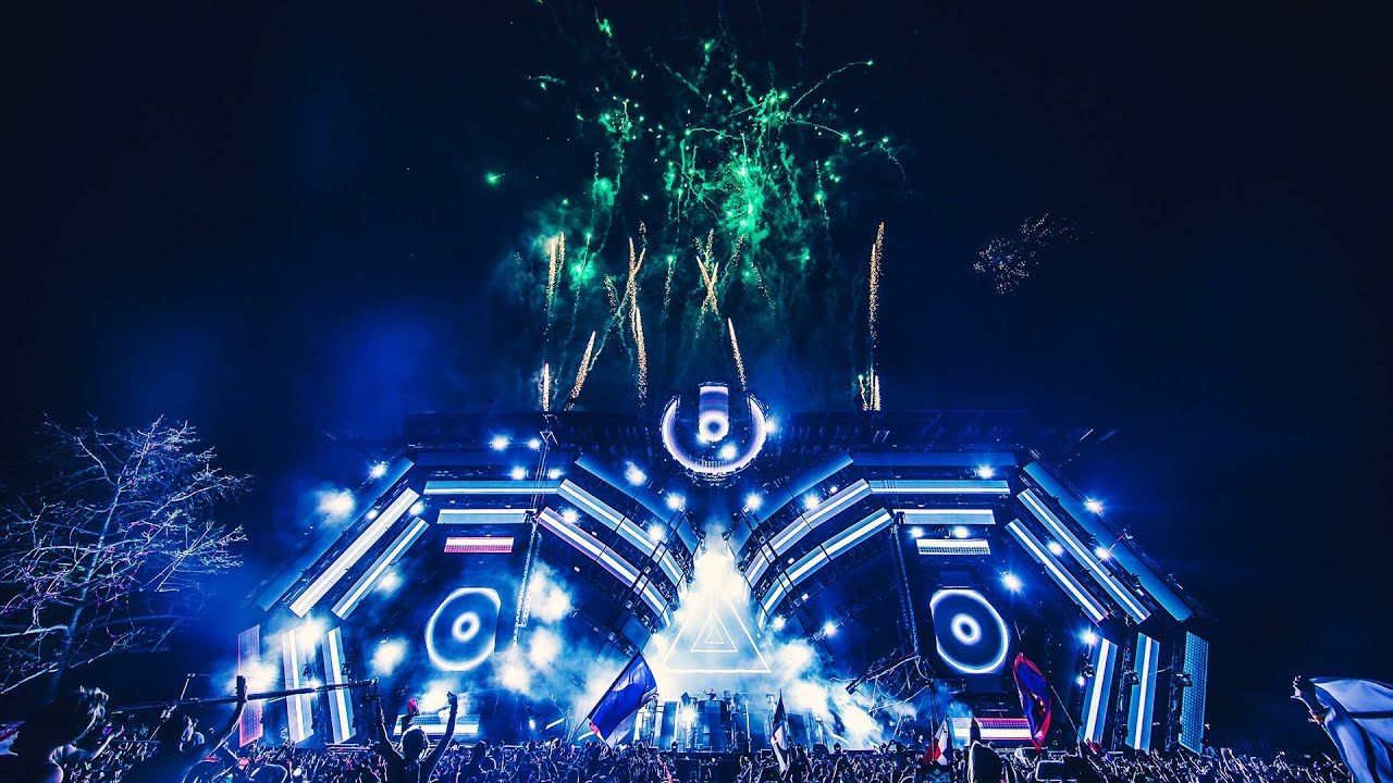 Hardwell Live at Ultra Music Festival Miami 2016 - YouTube