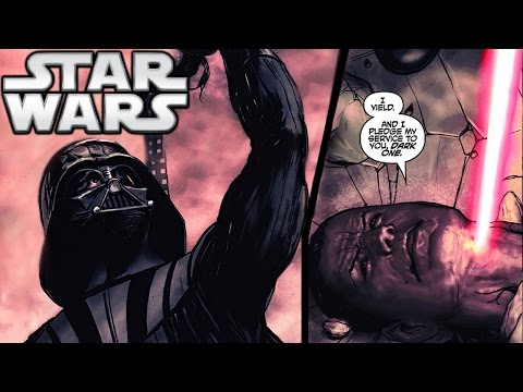 How Darth Vader Fought the Ghost Prison - Star Wars Explained